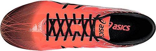 Asics , Herren Leichtathletikschuhe orange FlashCoral/Black FlashCoral/Black