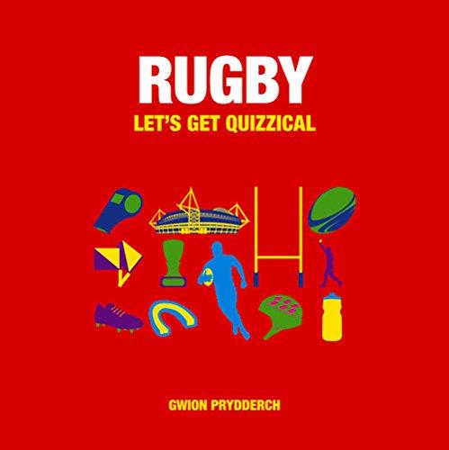Rugby: Let's Get Quizzical par Gwion Prydderch