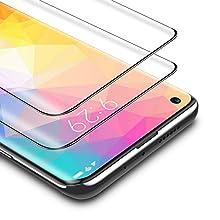 BANNIO Tempered Glass Screen Protector for Xiaomi Mi 10, Full Sreen Tempered Glass Screen Protector for Xiaomi Mi 10