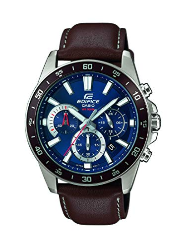 Casio EDIFICE Orologio Robusta Cassa 10 BAR Uomo