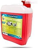 GlobaClean Détartrant pour machine à café et machine à café - Bidon de 5 litres...
