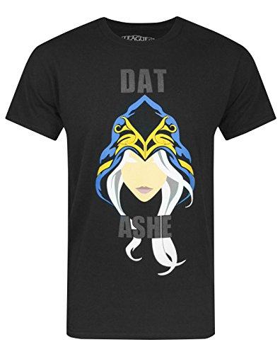 Hombres - Official - League Of Legends - Camiseta (XL)