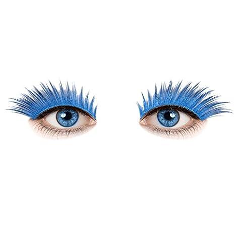 MML eyelashes, Vanity Femme bleu bleu