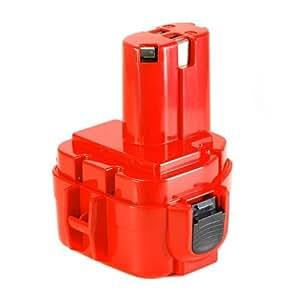 Batterie 12V–Ni-MH 3,6Ah compatible avec batterie Makita 1220–1222–1234dinotech