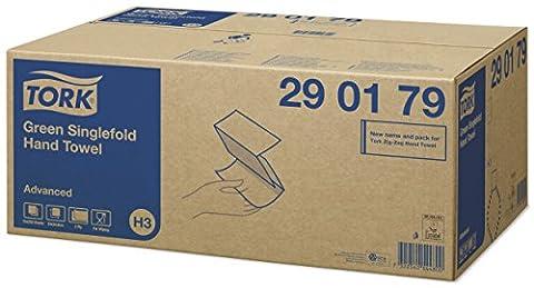 Tork 290179 Essuie-mains pliés en V Advanced / Compatible avec