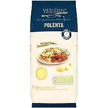Merchant Gourmet Polenta De Cocción Un Minuto (500g) (Paquete de 6)