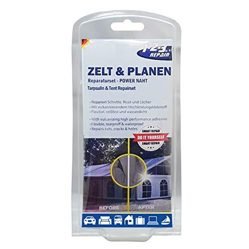 Reparaturset Zelt Schlauchboot Luftmatratze Flickzeug PVC Planen wasserfest