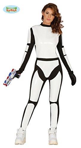 Imagen de disfraz de soldado espacial stormtroopers mujer
