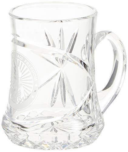 Crystaljulia 18009boccale di birra, cristallo al piombo, trasparente