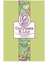 Greenleaf Duftsachet Cucumber & Lily™ 115 ml.
