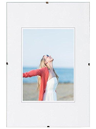 Cliprahmen 60x90 cm Normalglas