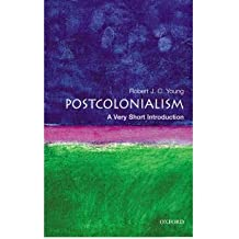 By Young, Robert J. C. ( Author ) [ Postcolonialism: A Very Short Introduction By Sep-2003 Paperback