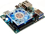 ODROID-XU4.powered by ARM big.LITTLETM technology, the Heterogeneous Multi-Processing (HMP) solution