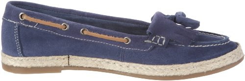 Apple of Eden Corda RU 442-0, Ballerines femme Bleu-TR-E1-148
