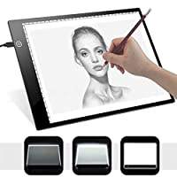 BABYCHOICE LED Artist Portable Digital Graphic Tablet Drawing Board Early Education Toy