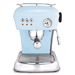 Ascaso 600754 Espressomaschine dream, hellblau