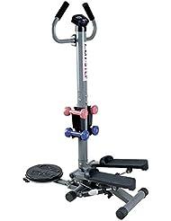 Home Mute Machine Stepper/Dispositif D'escalade/Bras,Haltère,Torsion De La Taille,Équipement De Fitness Minceur Pliable