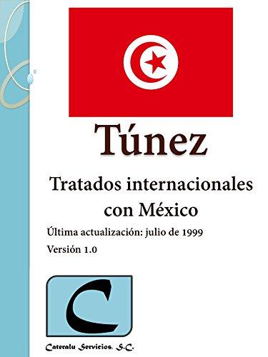 Túnez - Tratados Internacionales con México