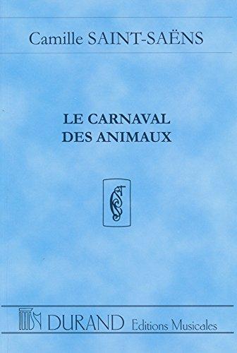 Carnaval des animaux (le) - Cond.Poche
