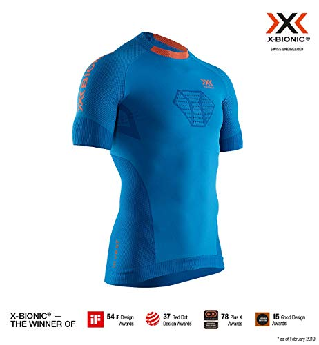 Qualified Skins Dnamic Compression Short Sleeve Top Herren Funktionsshirt Sportshirt Products Are Sold Without Limitations Clothing & Accessories Activewear Tops