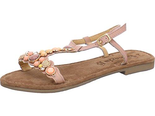 Tamaris Women's Fashion Sandals Rose Combi