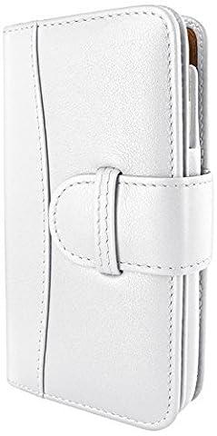 Piel Frama 687W Etui rigide pour iPhone 6 Plus Blanc