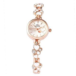 MJARTORIA-Damen-Rosegold-Farbe-mit-Strass-Herz-Armbanduhr-Quartz-Uhr-Analog-Quarz-Uhr