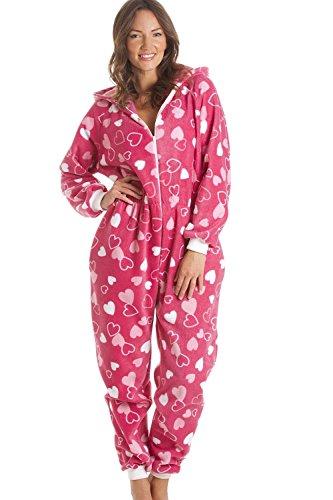 Pijama supersuave de una pieza