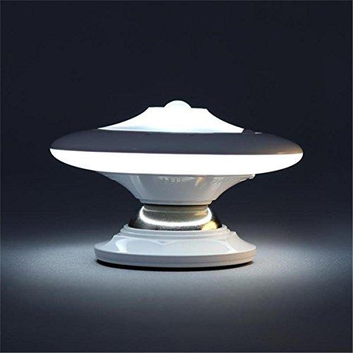 360 ° Körper-Sensor Nacht Licht Spannung: ? 36V Leistung: 0.8W Anwenden auf Schlafzimmer Bedside Crib Badezimmer , white light , usb charging -