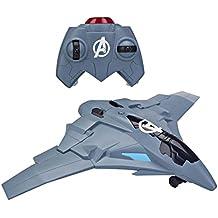 Vengadores - La era Ultron D'- 7891 - miniatura del vehículo - Quinjet infrarrojos - 28 cm - Color aleatorio