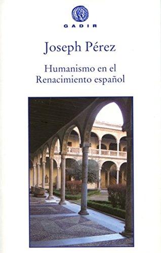 Humanismo en el renacimiento español