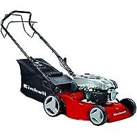 Einhell 3400727 Cortacésped de tracción de Gasolina (Potencia de 2170 W, Velocidad de Trabajo de 2.900 min^-1, Ancho de Corte 46 cm), Negro/Rojo
