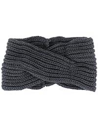 Amazon.it  Fascia capelli lana - Accessori   Donna  Abbigliamento b6856e4c332c