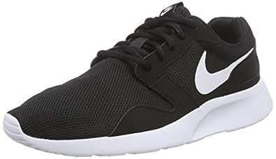 Nike Kaishi Run, Men's Low-Top Sneakers, Black (Black), 11