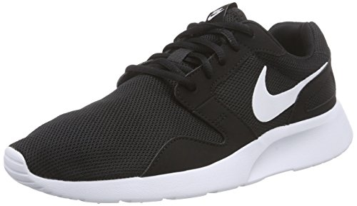 Nike - Kaishi Run, Sneakers da uomo, Black/White, 38.5