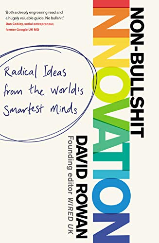 Non-Bullshit Innovation: Radical Ideas from the World's Smartest Minds (English Edition) (Disney-management)