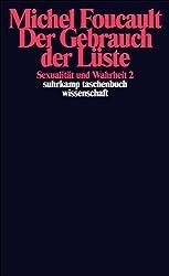 Sexualität und Wahrheit: Zweiter Band: Der Gebrauch der Lüste (suhrkamp taschenbuch wissenschaft)