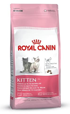 Royal Canin Kitten Food 36 Dry Mix 400 g