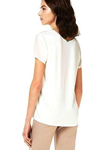 Liu Jo W18313J0973 Blusa Femmes Blanc