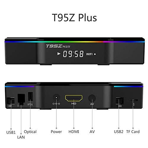T95Z Plus Android 7 1 TV Box 3GB RAM/32GB ROM Octa Core