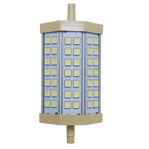 Jambo 1x 670LM mais LED 10W 42SMD 5050tensione 200-240V R7s Plug Day bianco