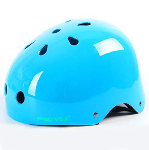 Feiyu Kinder Skateboard Helm, Einstellbare Fahrradhelme für
