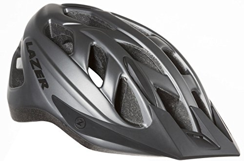 Lazer Helm Cyclone Mat Grey S