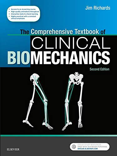 The Comprehensive Textbook Of Biomechanics - E-book: With Access To E-learning Course  [formerly Biomechanics In Clinic And Research] por Jim Richards epub