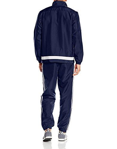 adidas Herren Trainingsanzug Tiro 15 Dkblue/White
