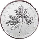 2011Kanada Forever Maple Leaf Fine Silber BU Coin Box mit Echtheitszertifikat