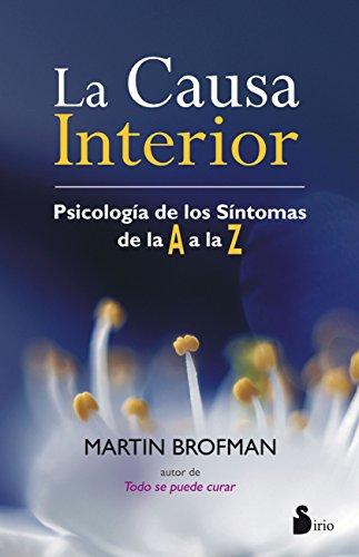 LA CAUSA INTERIOR por MARTIN BROFMAN