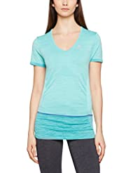 Odlo Mc Col V Seamless Kamilera T-Shirt Running Femme