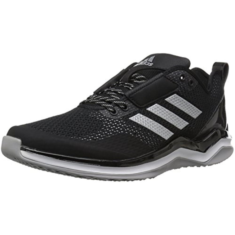 Adidas Speed Trainer 3.0, Chaussures Multisports d'extérieur d'extérieur d'extérieur pour Homme Noir Noir - Noir - CNoir /Silvmt/Ftwwht, - B01M0VC4TB - f9da0e