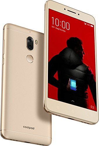 Coolpad Cool Play 6 (Gentle Gold, 64GB)